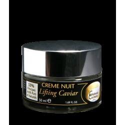 Crème Nuit Lifting Caviar -...