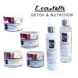 Cure de détoxification de la peau